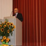 Rektor Jochen Scheufler