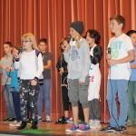 Begrüßungsfeier Klassen 5 2014 270