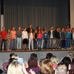 Begrüßungsfeier Klassen 5 2014 333