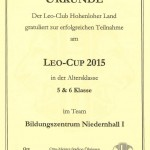 Leo-Cup
