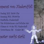 Plakat das Gespenst von Niedern Hall4-2