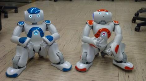 NAO-ROBOTER AG AM BZN