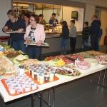 Salat- und Nachtisch-Buffet