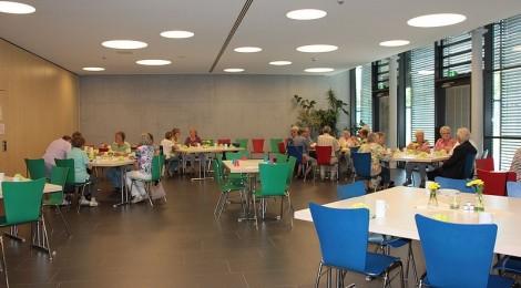 WVR-PROJEKT DER R7A: SENIOREN-CAFÉ