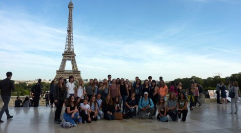 """""""BZN MEETS PARIS"""" - UNSERE PARISFAHRT"""
