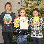 Die Siegerinnen (v.l.): Marian Tolj, Chantal Steinemann, Elnesa Morina