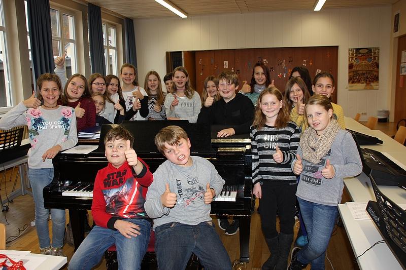 Chor AG Nr.1 Homepagebild