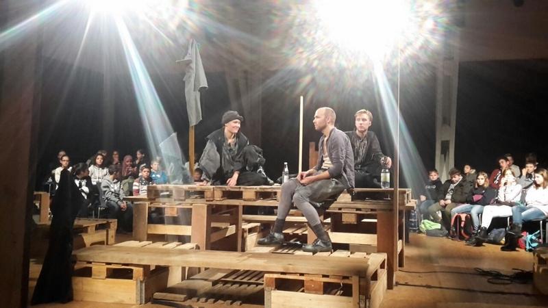 Bilder Theaterausflug 1