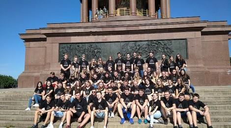 ABSCHLUSSKLASSEN IN BERLIN