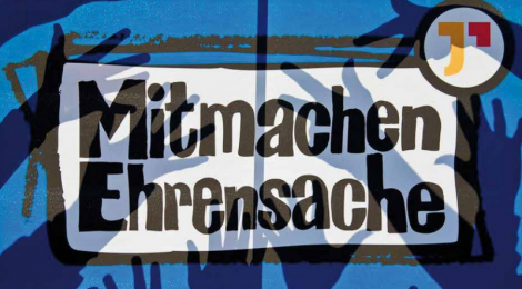 MITMACHEN EHRENSACHE