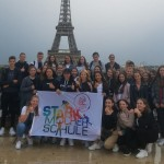 Parisfahrt 2019 Eiffelturm