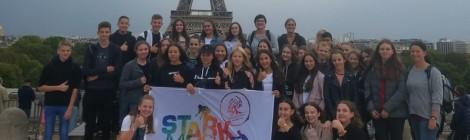 EREIGNISREICHE TAGE IN PARIS