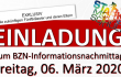 INFORMATIONSNACHMITTAG
